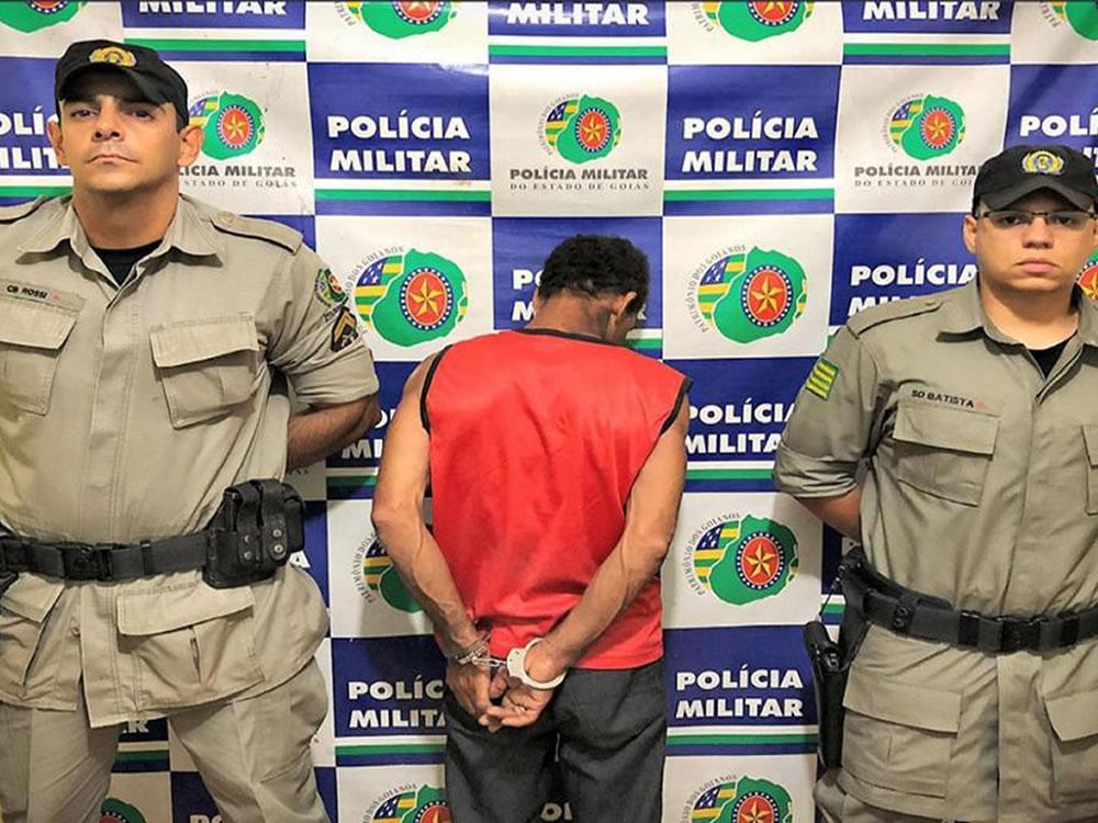 Imagem de Homem é preso por estuprar criança no Jardim América, em Rio Verde