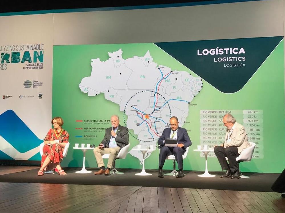 Imagem de Rio Verde apresenta caso de sucesso em Conferência Internacional para Cidades Sustentáveis
