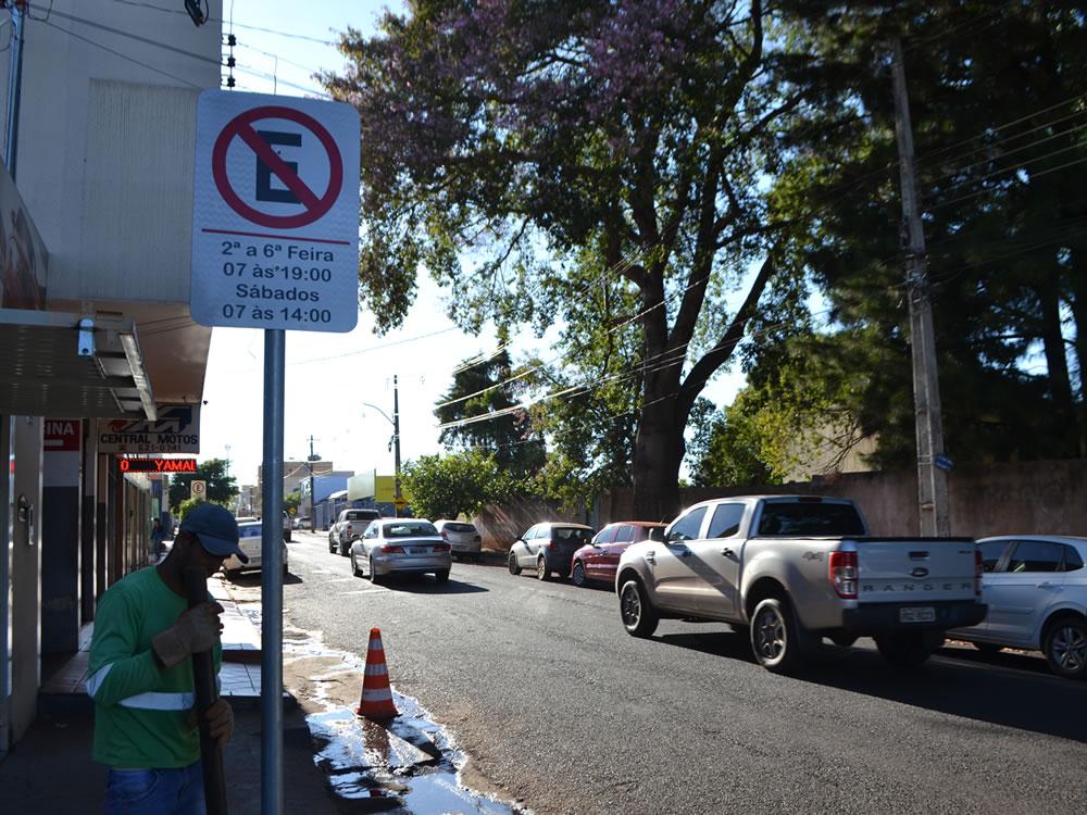 Imagem de Rua Goiânia recebe novas proibições de estacionamento