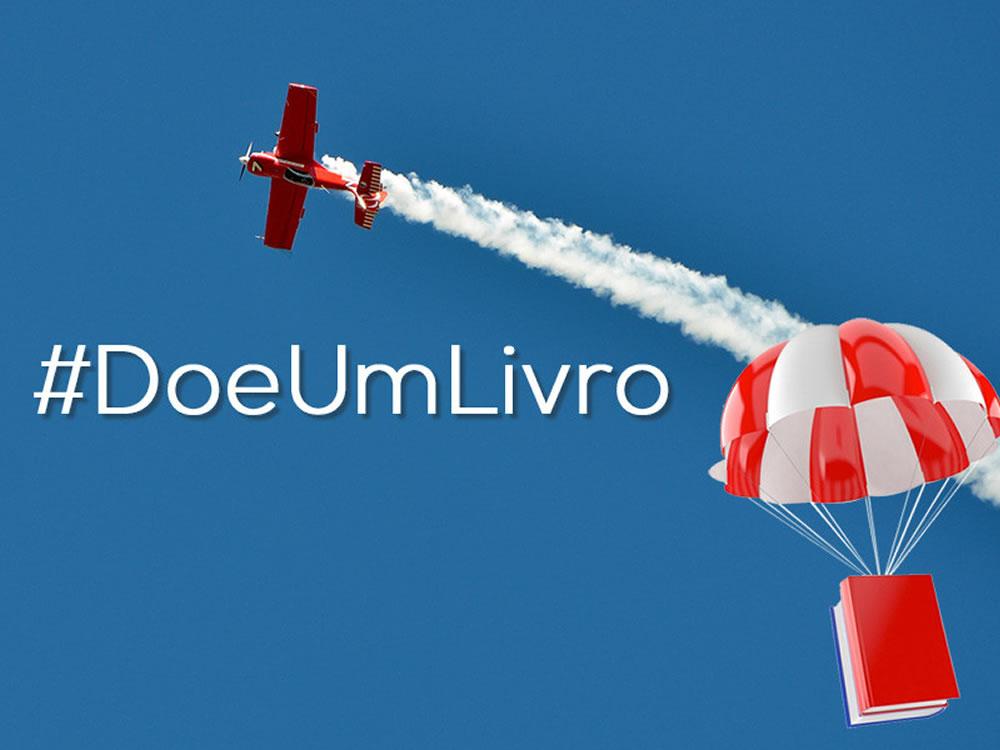 Imagem de Campanha 'Doe um Livro' vem a Rio Verde