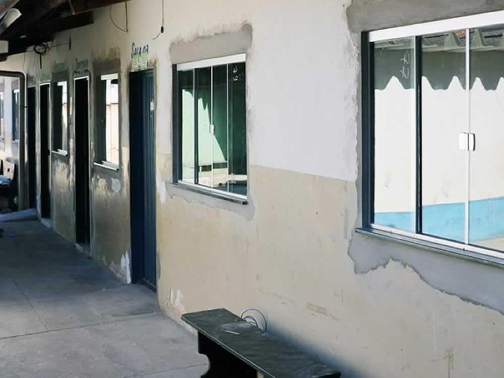 Imagem de Escola na Vila Serpró recebe reforma