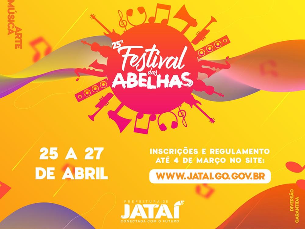 Imagem de Inscrições para o 25º Festival das Abelhas vão até 4 de março