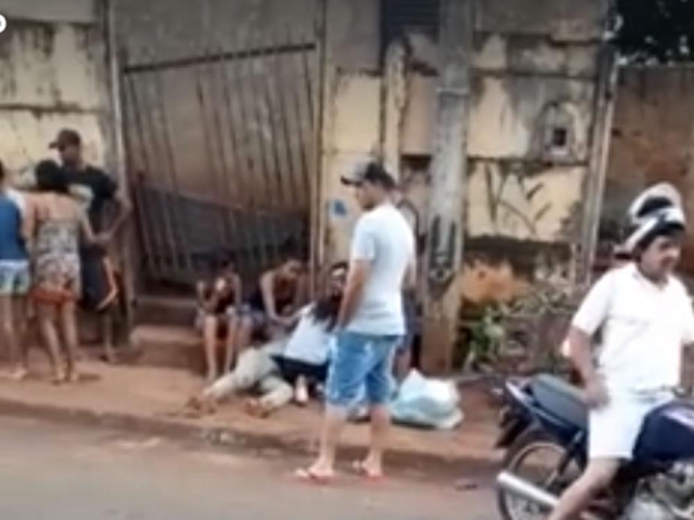 Imagem de Homem sofre tentativa de linchamento após matar outro a tiros em Rio Verde