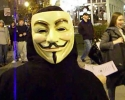 Imagem de Supostos integrantes do grupo Anonymous são detidos na Itália