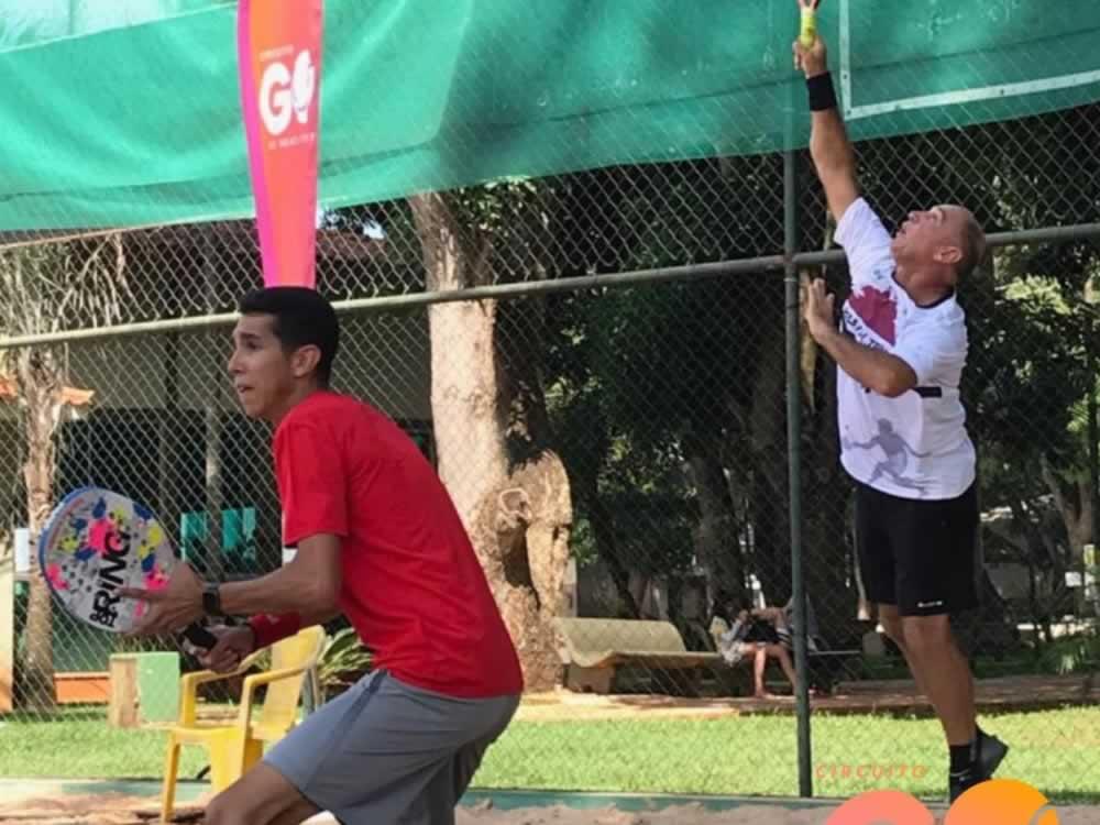 Imagem de Circuito Goiano de Beach Tennis começa nesta sexta, com equipe de Rio Verde