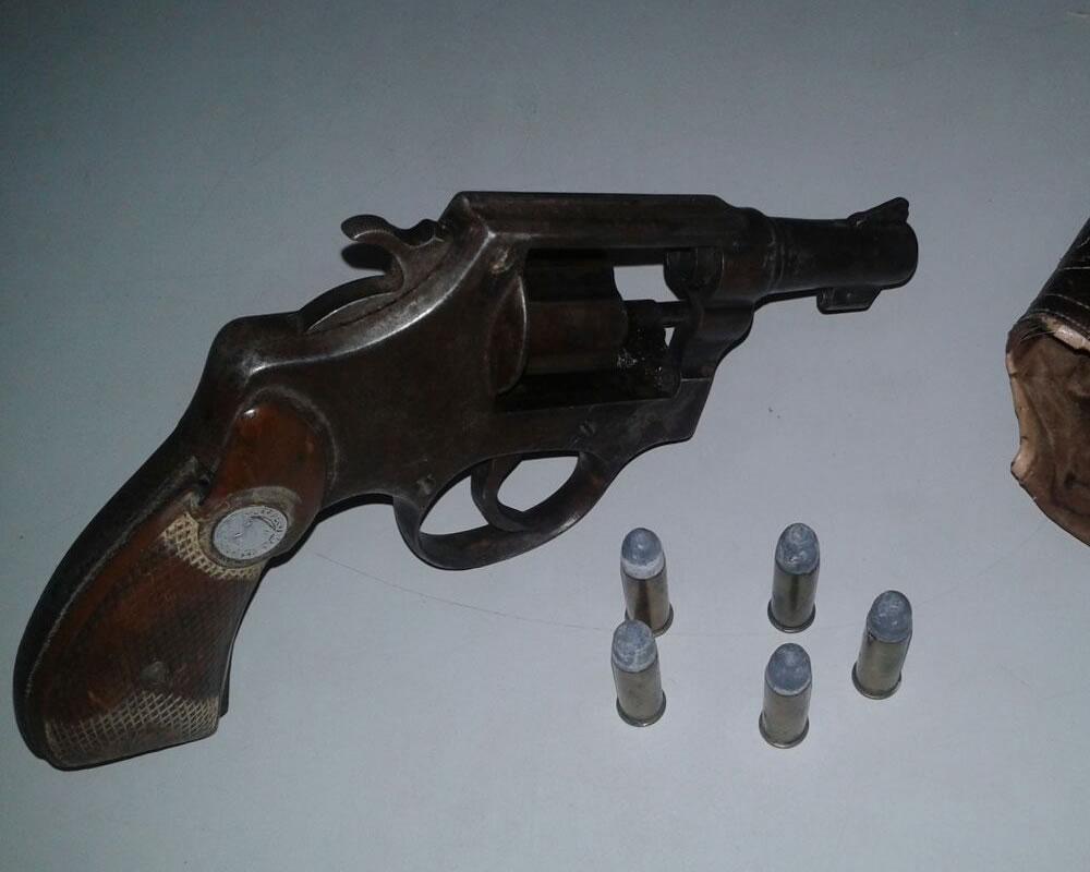 Imagem de Homem preso com arma na Morada do Sol