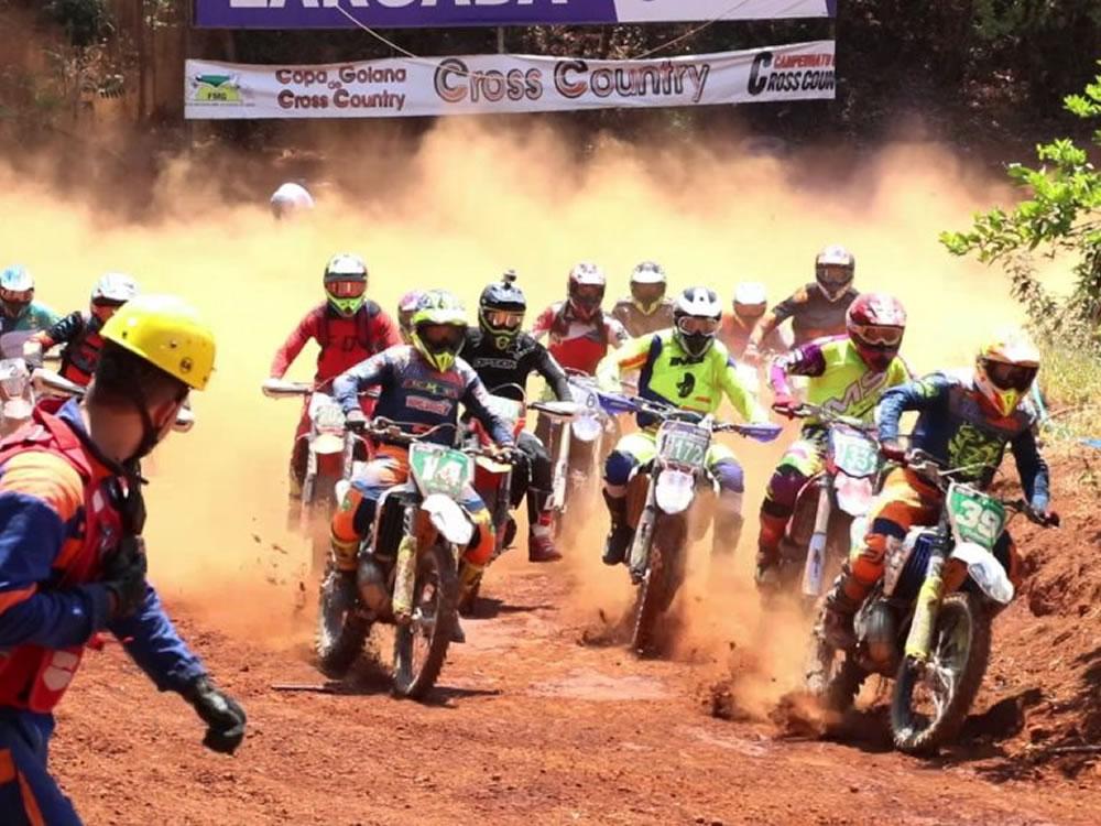 Imagem de Rio Verde sediou Campeonatos de Cross Country