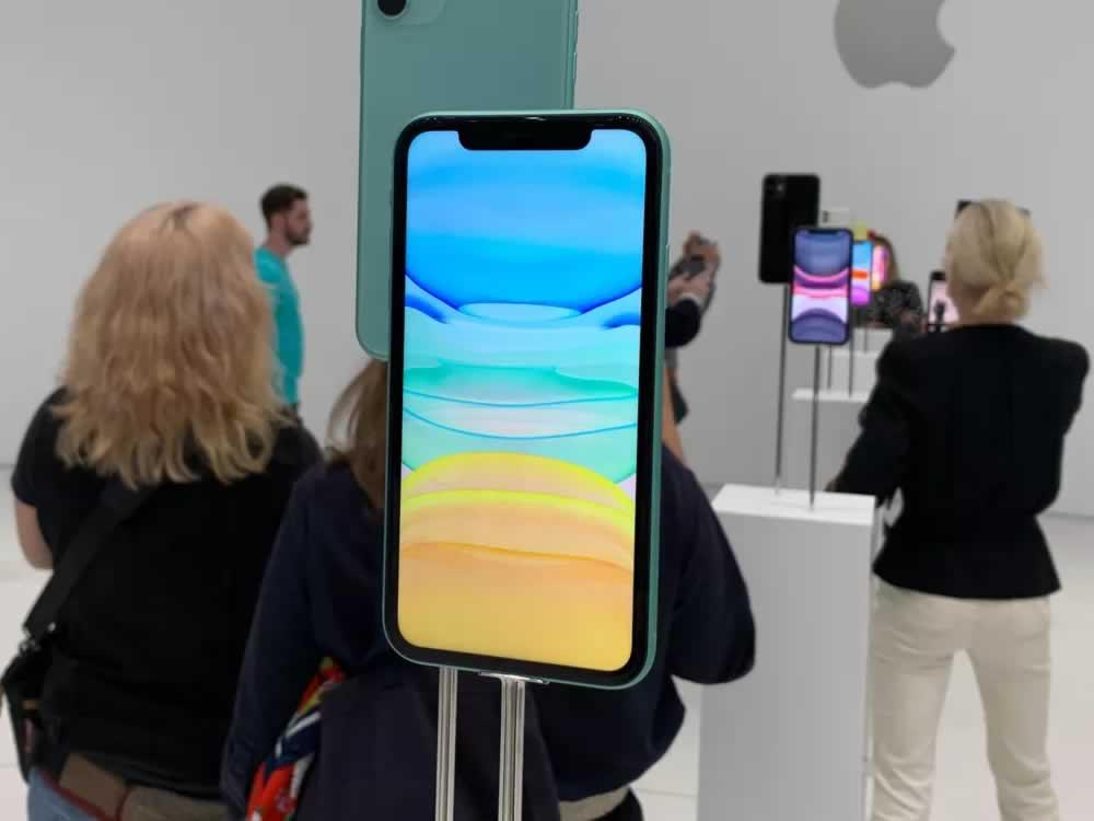 Imagem de Apple lança iPhone 11 mais barato e com três câmeras