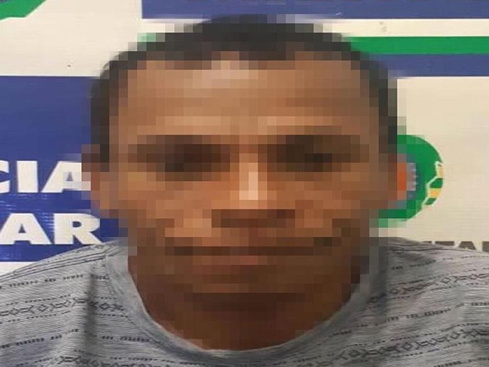 Imagem de Foragido preso no Bairro Popular