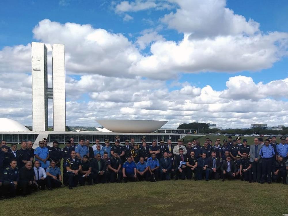 Imagem de GCM de Rio Verde participa de Seminário Nacional