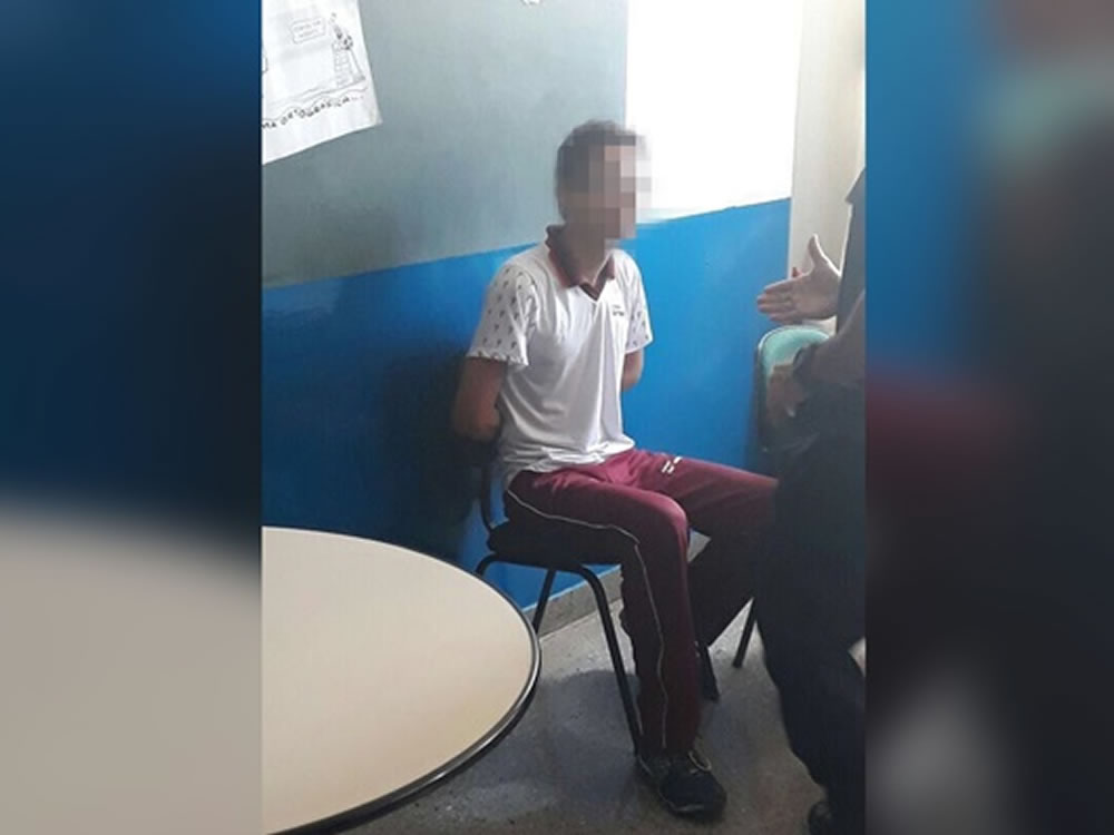 Imagem de Adolescente que matou 2 em escola de Goiânia sairá de internação em um ano e meio