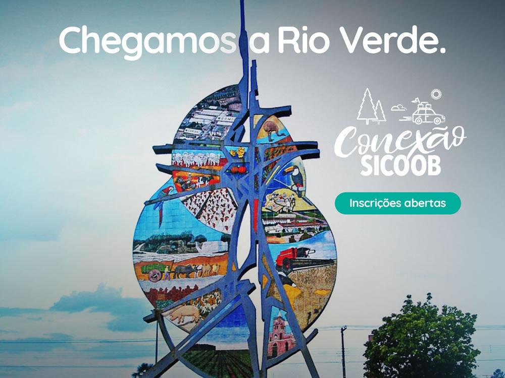 Imagem de Rio Verde recebe o Conexão Sicoob