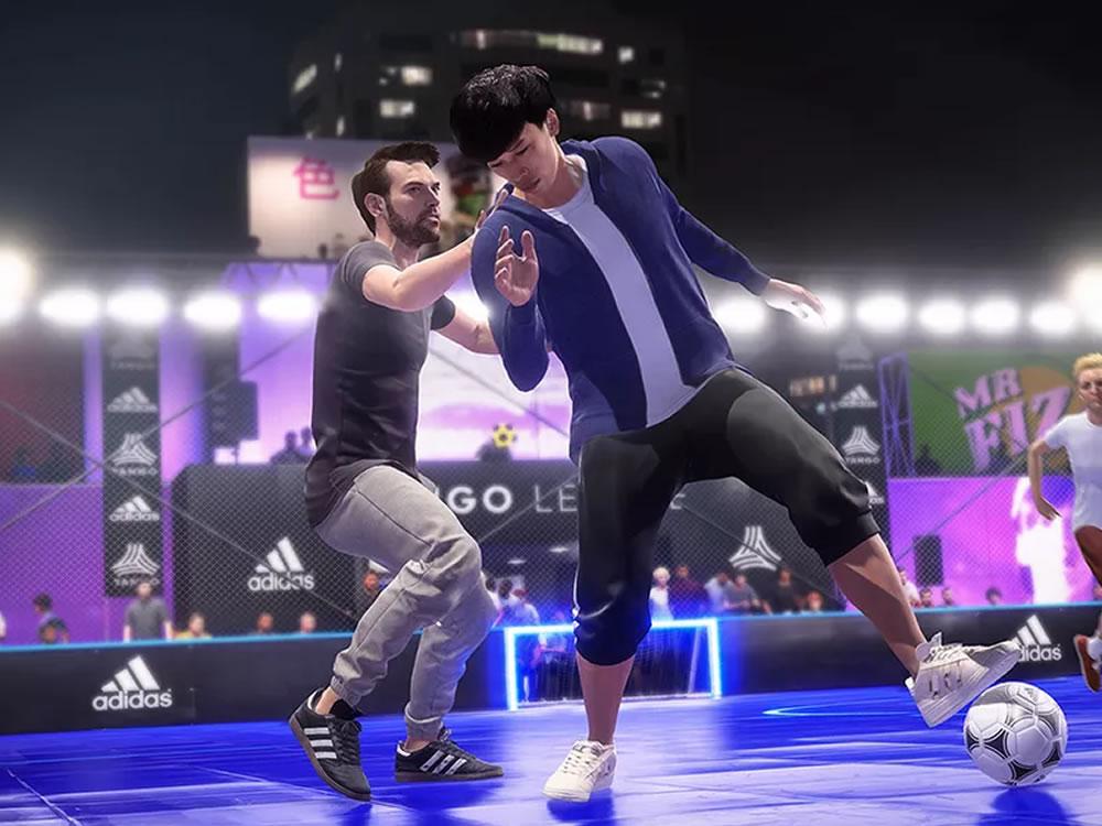 Imagem de Fifa 20: novo trailer de modo Volta apresenta detalhes de gameplay e quadras
