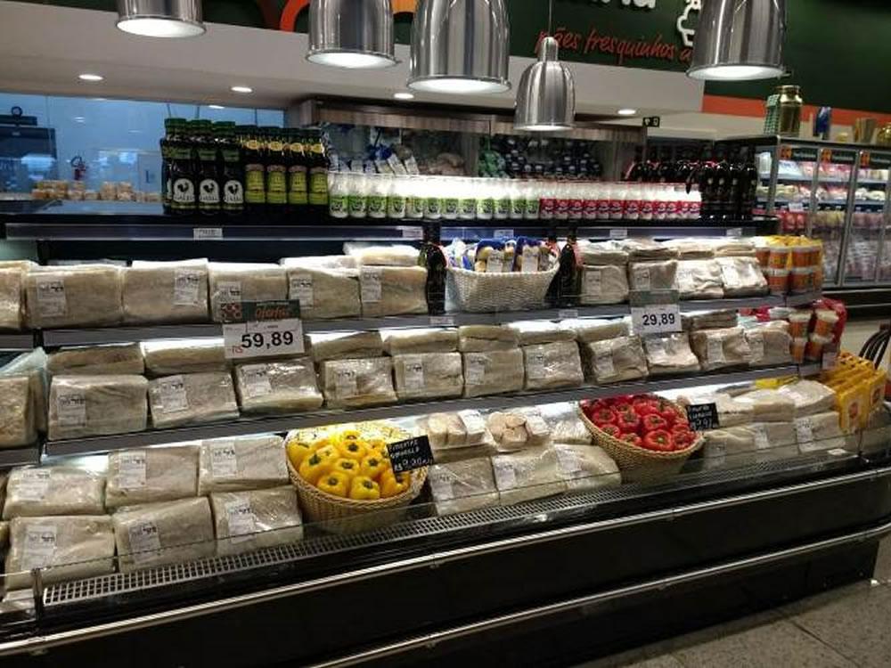 Imagem de Supermercado estima venda de 195 toneladas de peixe até a Semana Santa