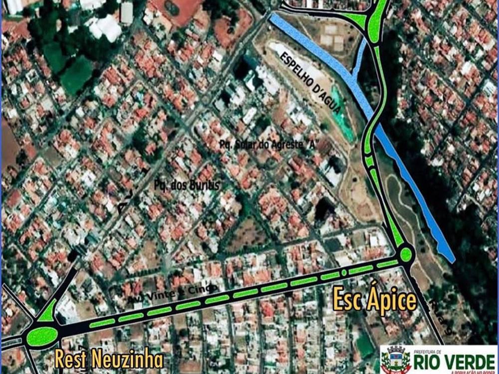 Imagem de Prefeitura anuncia complexo viário Barrinha-Sapo