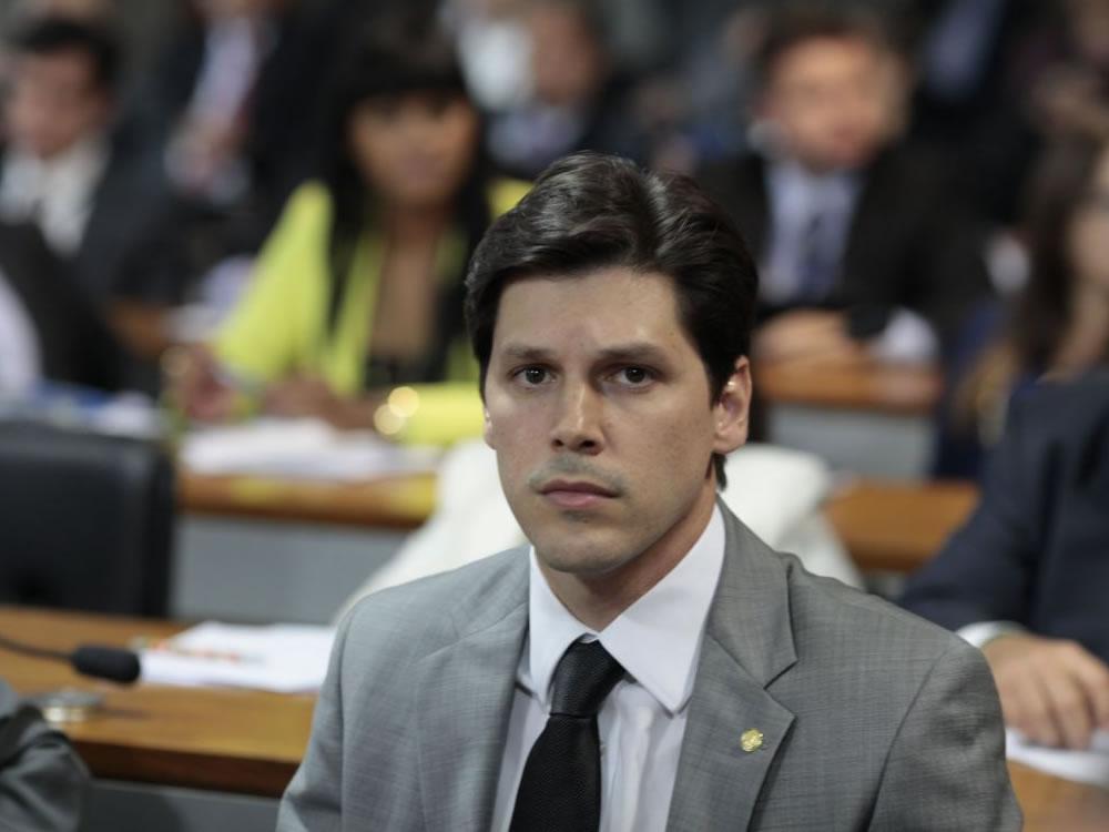 Imagem de Daniel Vilela critica administração Paulo do Vale