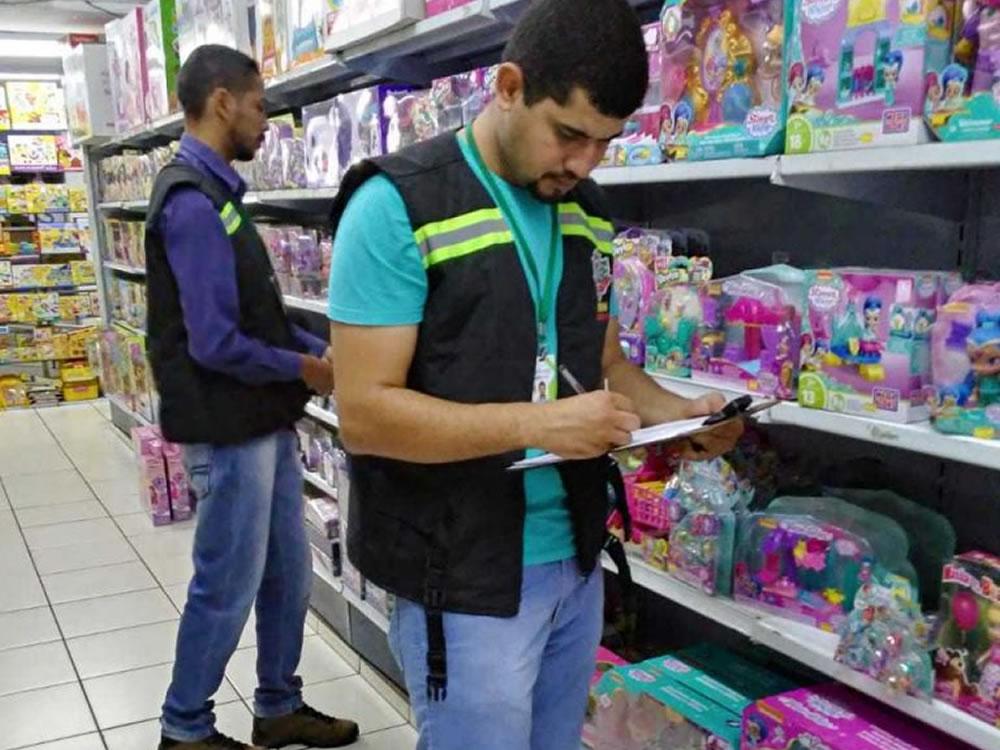 Imagem de Procon Rio Verde divulga preços de brinquedos para o Dia das Crianças