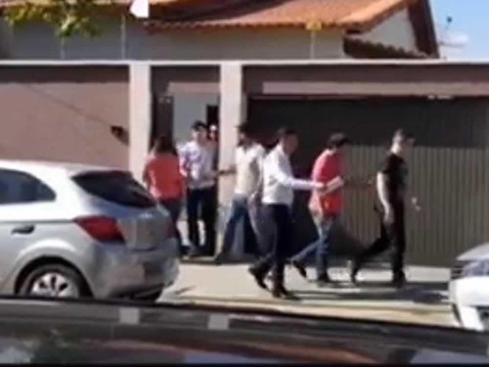 Imagem de Preso autor de crime no trânsito que vitimou jovem na Presidente Vargas