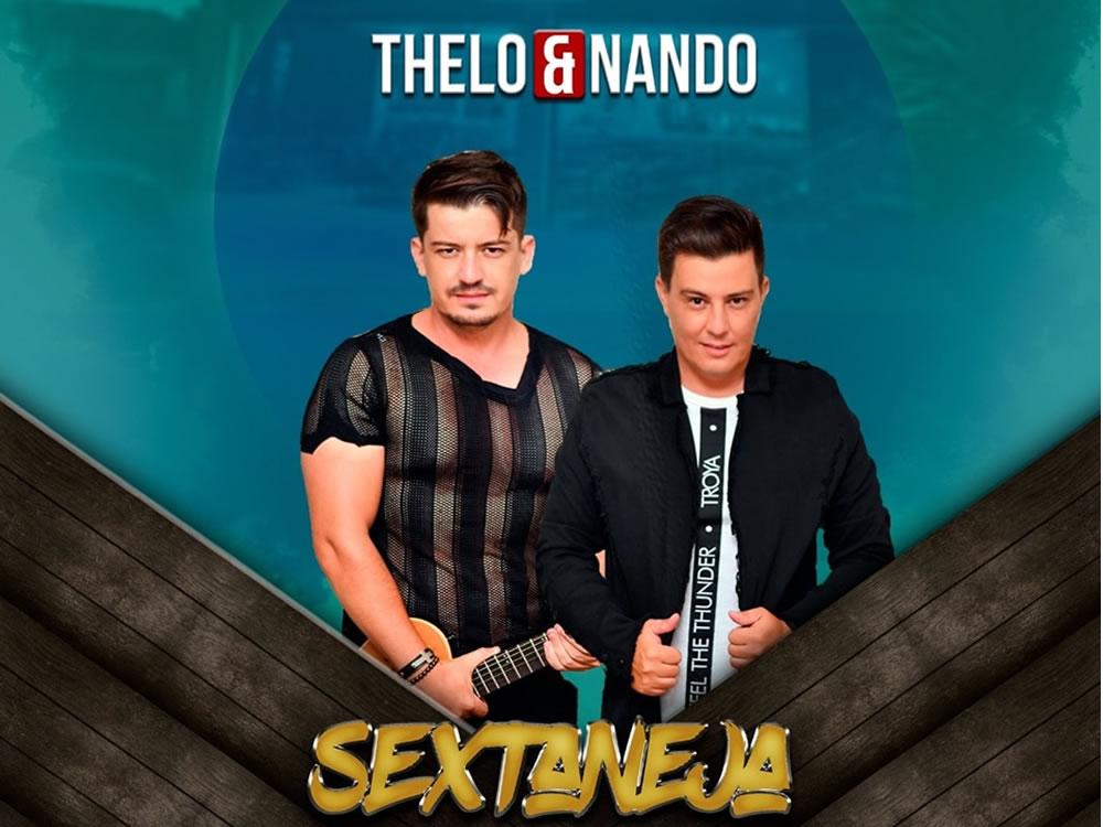 Imagem de Sextaneja com Thelo & Nando