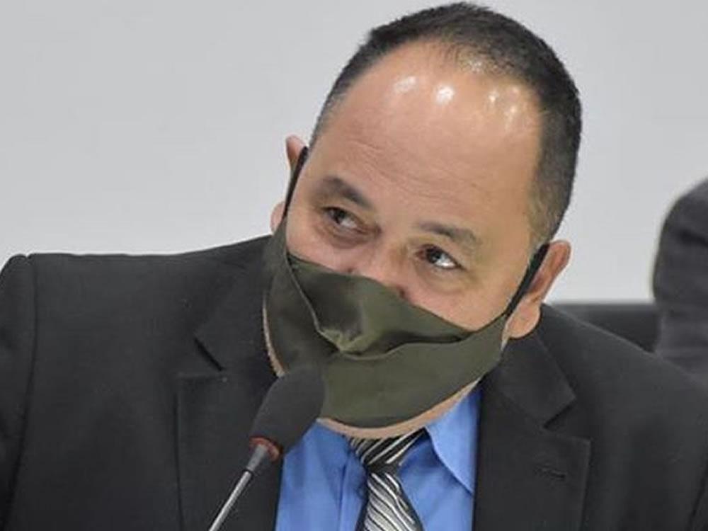 Imagem de Vereador cobra de governador 150 tornozeleiras eletrônicas