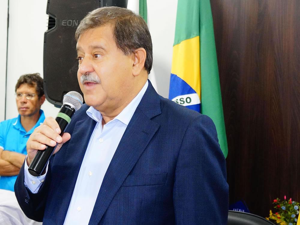 Imagem de Juraci Martins desiste de disputar e MDB banca Osvaldo Júnior para prefeito de Rio Verde