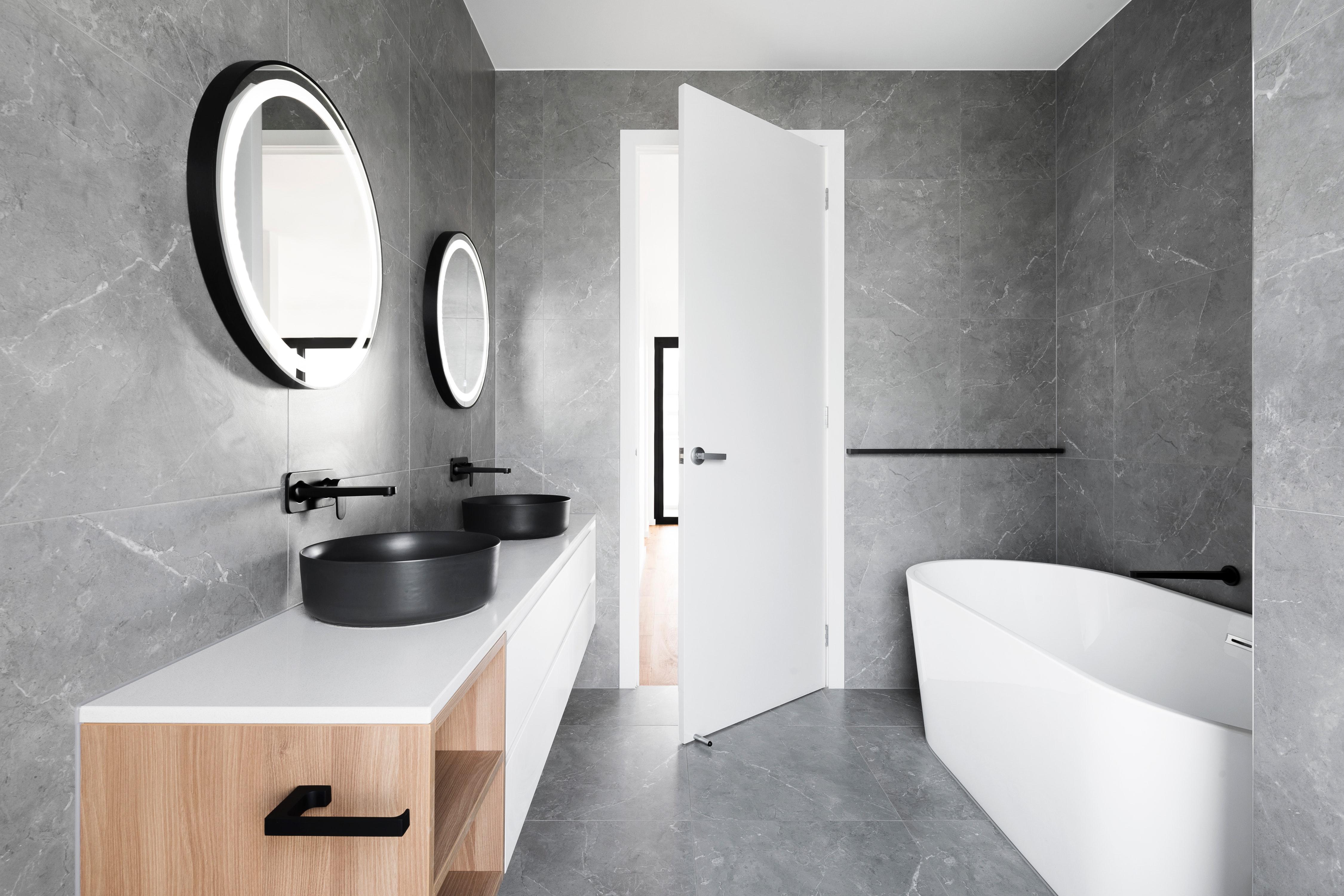 Imagem de 10 Design Trends para as Casas de Banho em Apartamentos
