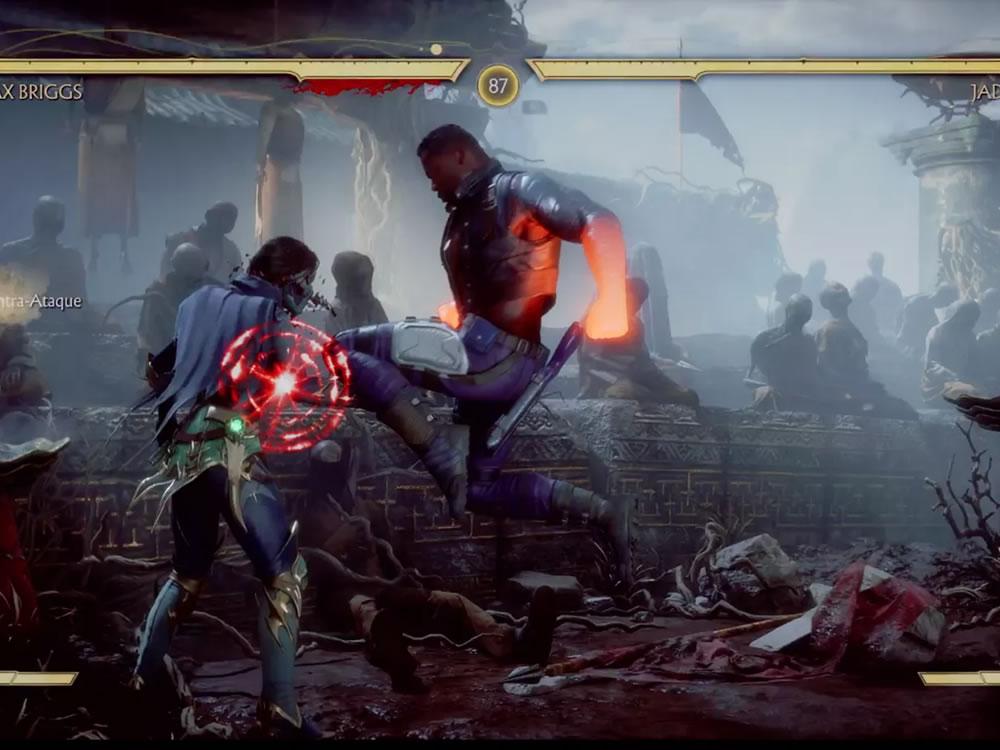 Imagem de Mortal Kombat 11 é o melhor e mais violento game da franquia