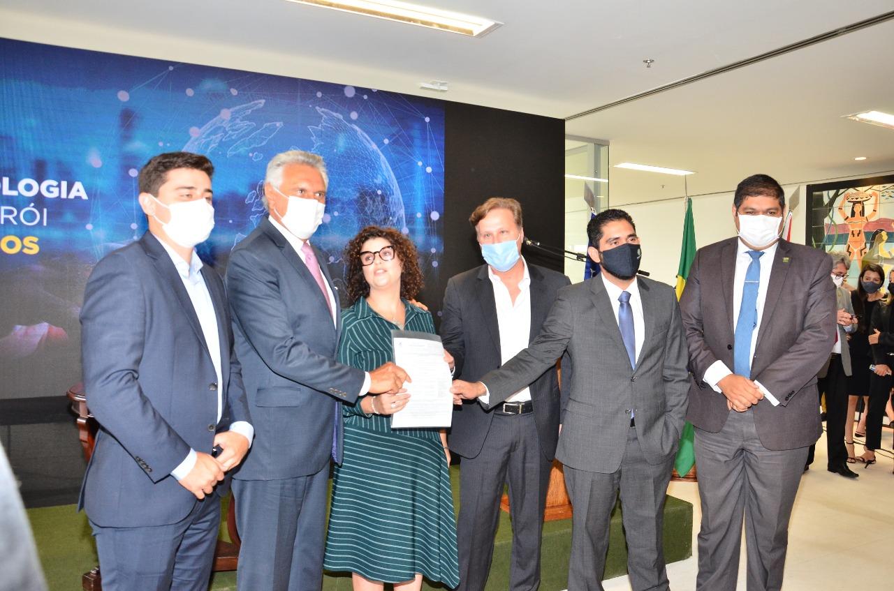 Imagem de Nova empresa deve gerar 180 empregos em Rio Verde