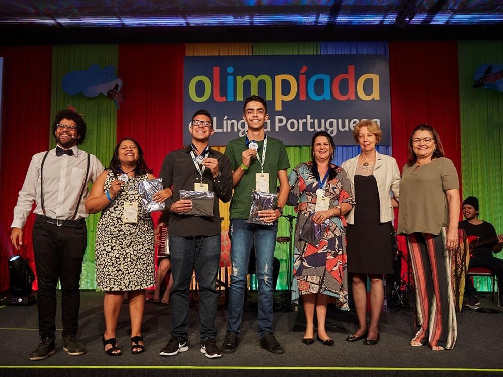 Imagem de Rio Verde terá estudante na final da Olimpíada de Português