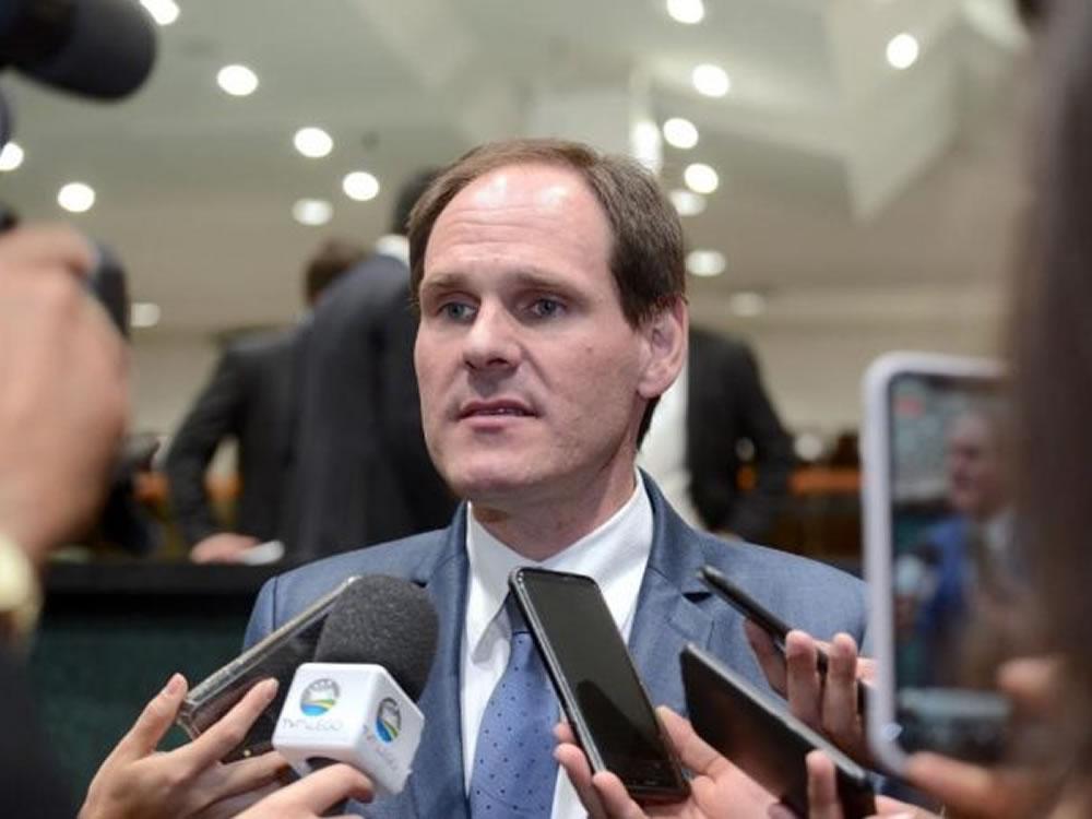 Imagem de Lissauer é reeleito presidente da Assembleia Legislativa de Goiás