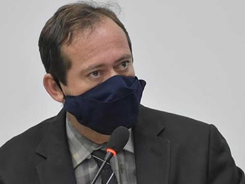 Imagem de Vereador quer que Prefeitura instale cabines de desinfecção pela cidade