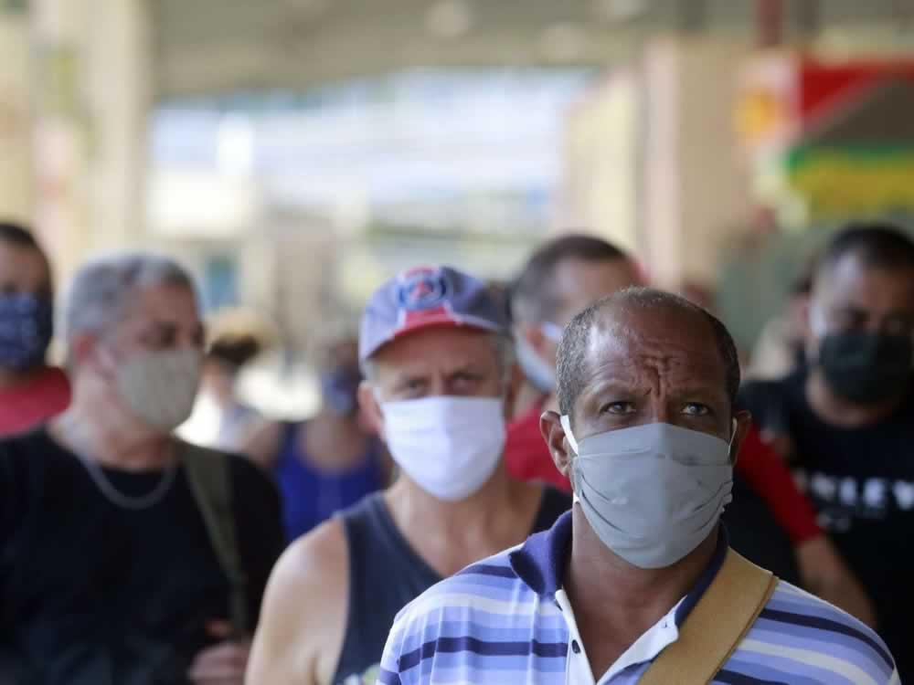 Imagem de Andar sem máscara em Rio Verde vai gerar multa