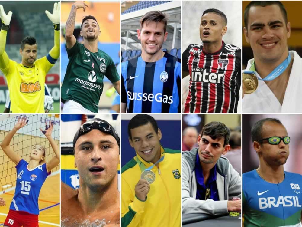 Imagem de Do futebol às Paralimpíadas, conheça esportistas de Mato Grosso que brilham no Brasil e no mundo