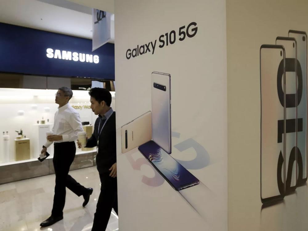 Imagem de Samsung lança primeiro smartphone 5G do mundo