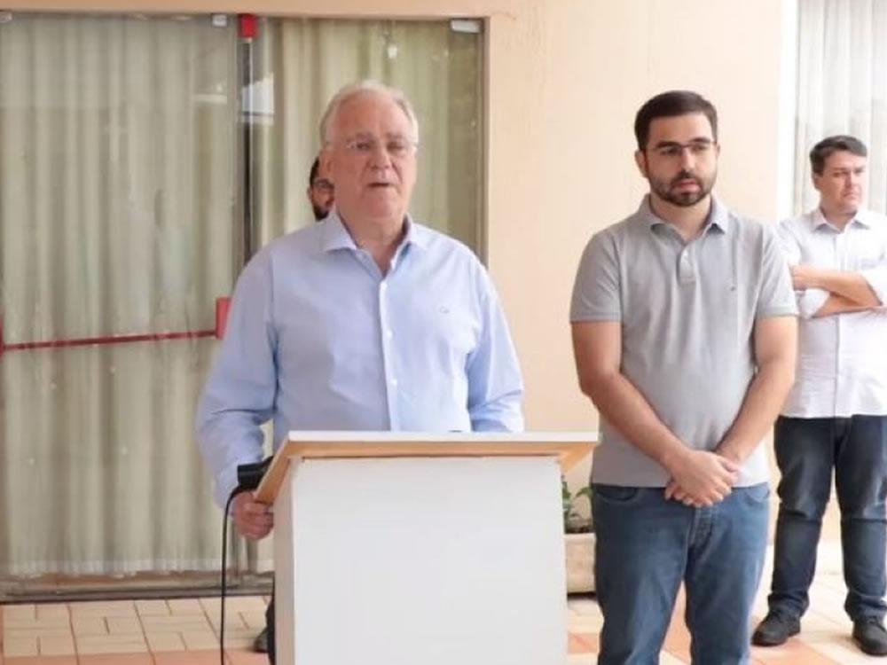 Imagem de Rio Verde pode decretar lockdown nesta semana, afirma prefeito Paulo do Vale